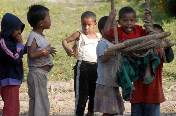 bambini orfanotrofi nepal