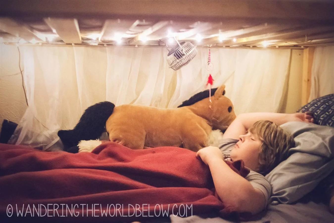 dormire insieme