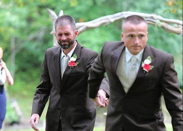 papà ferma le nozze