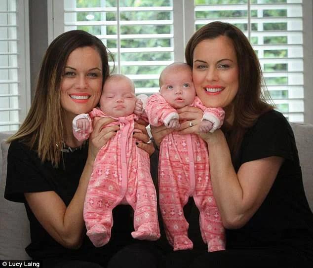 due coppie gemelle