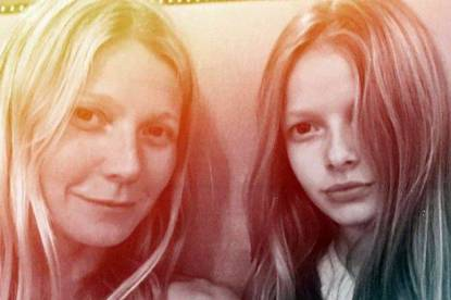 Gwyneth-Paltrow-posts-selfie-with-daughter-Apple