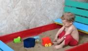 cassetta della sabbia