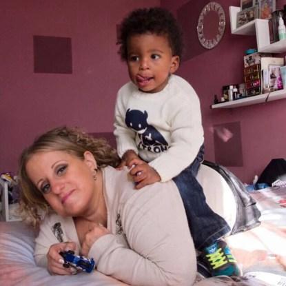 mamma con osteogenesi imperfetta 4