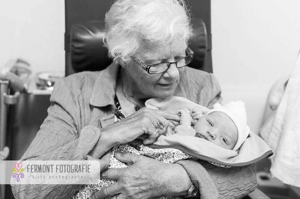 nonna nipote