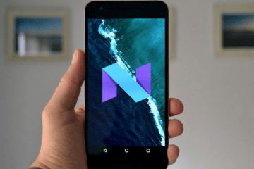Android N Dev Preview 3 Nexus