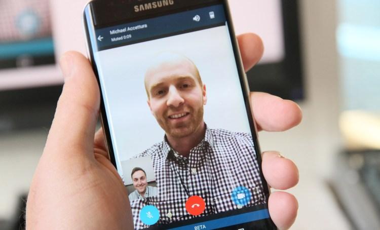 الان خاصيه BBM Video  متاحه لهواتف اندرويد و آيفون