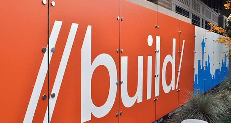 Build conference-Microsoft