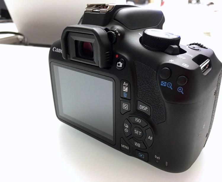 Canon- T6