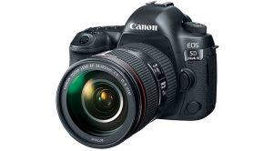 Canon تعلن رسمياً عن كاميرة  EOS 5D Mark IV