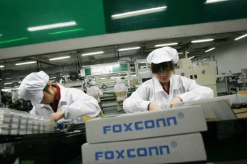 Foxconn -Sharp