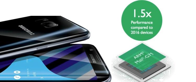 اخبار الامارات العاجلة Galaxy-S8-ARM-Mali-G71 تسريبات:سامسونج تقدم رقاقة Exynos 8895 في هاتف Galaxy S8 أخبار التقنية  أخبار التقنية آيفون آندرويد ٍsamsung sammobile galaxy s8 -leak