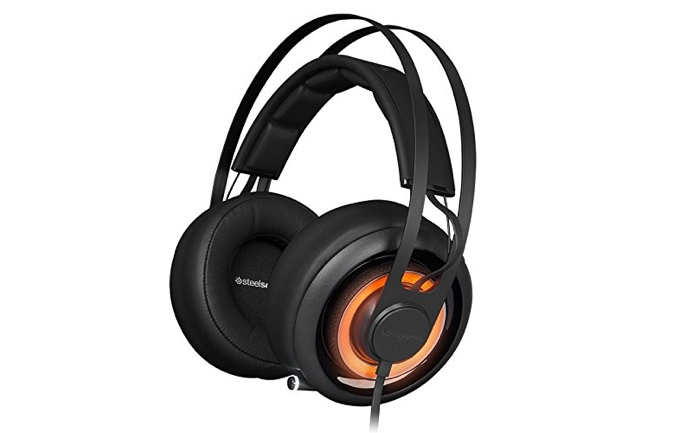 Gaming Accessories-SteelSeries Siberia Elite Prism