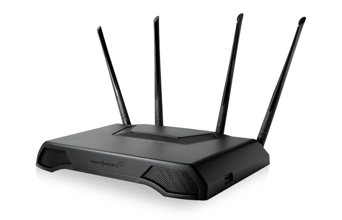 Gaming Router - Amped Wireless RTA2600 Athena