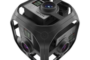 GoPro-Omni 360-degree camera