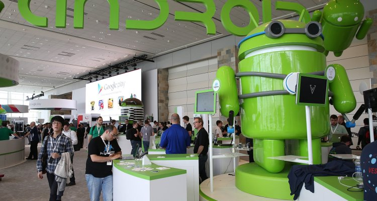 Google - Oracle- Android