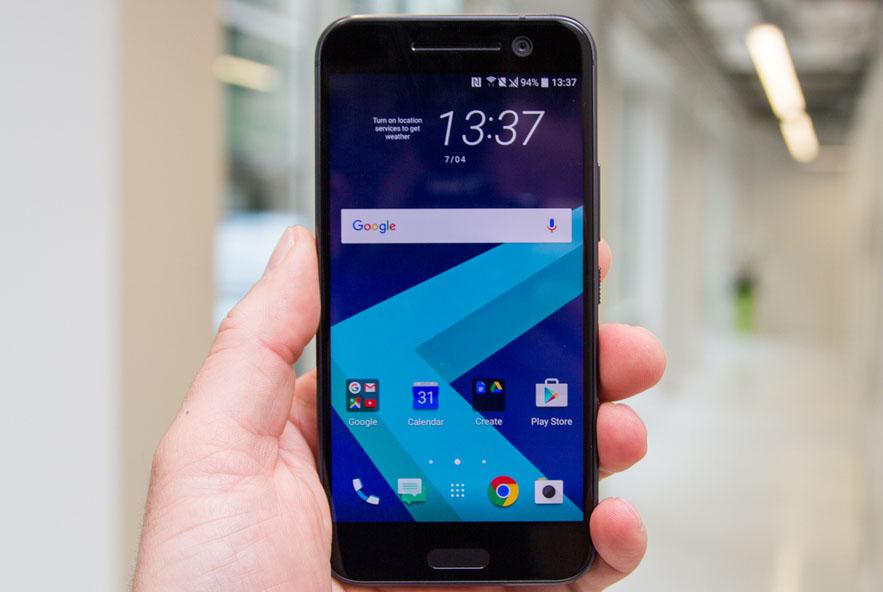 HTC-10-home-screen