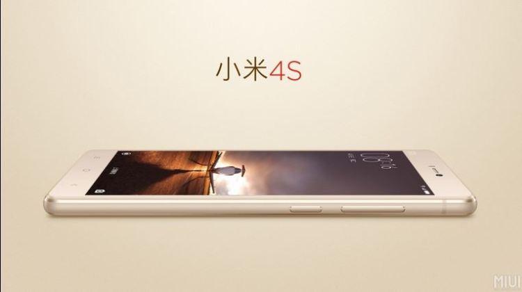 Mi 4s screen