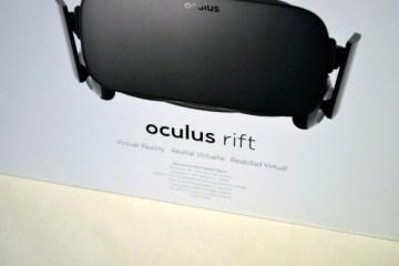 Oculus -Rift