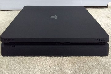 PS4 Slim-leak