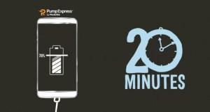 Pump Express 3.0 تقنية ذكية من MediaTek للشحن السريع#Computex 2016