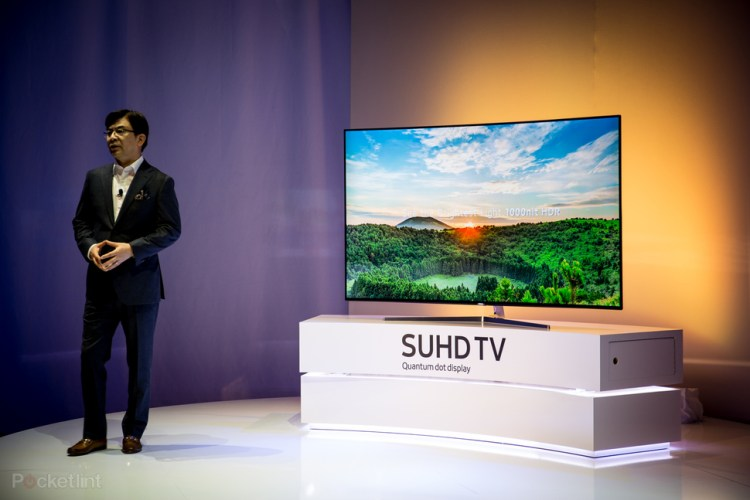 Samsung -KS9500 SUHD TV