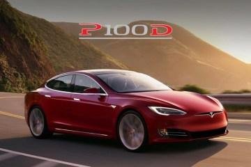Tesla-S P100D