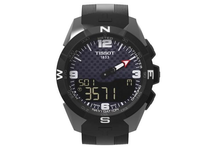 Tissot-Smart-Touch-Watch