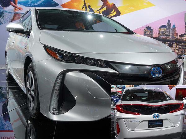 Toyota Prius Prime2017