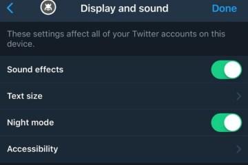 Twitter-night mode