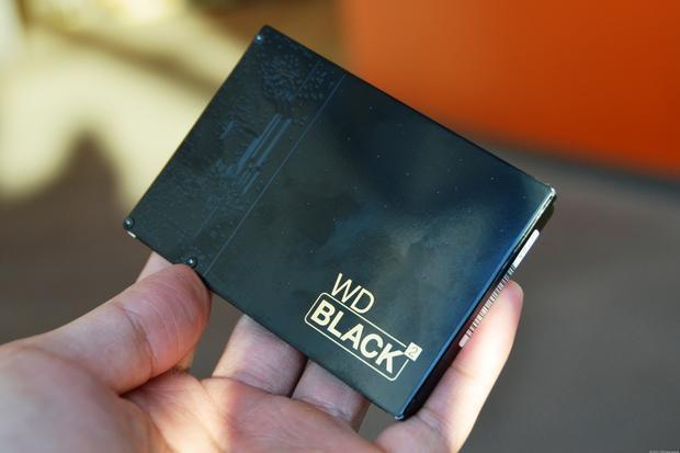 WD -Black 2 Dual Drive