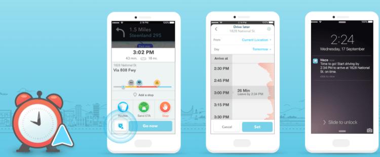 Waze-app