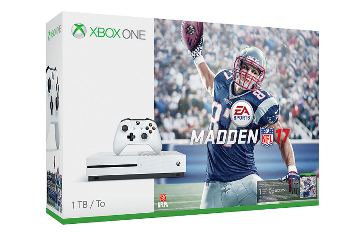 مايكروسوفت تطلق Xbox للمستخدمين أغسطس Xbox-s-Madden-NFL-17