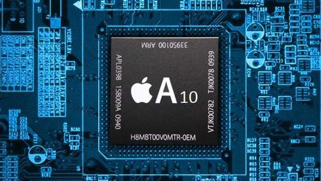 iPhone 7- Chip A10