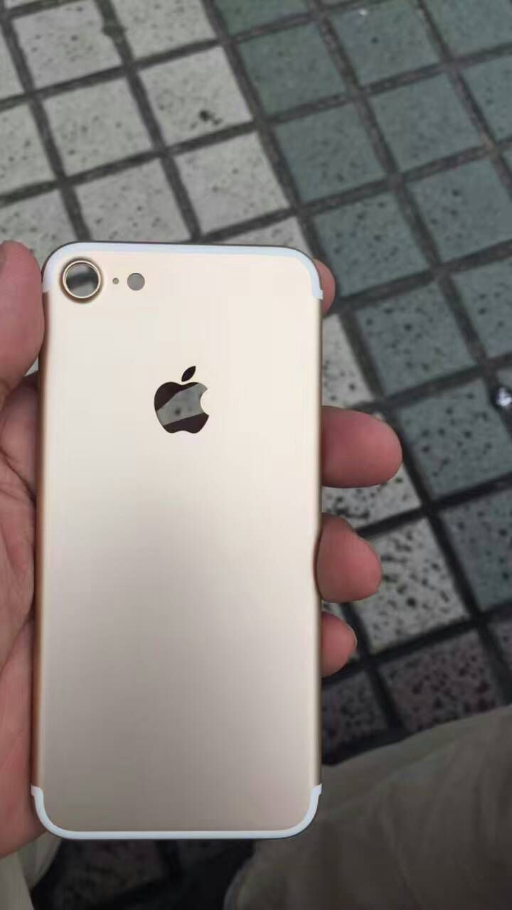 iPhone 7-leak