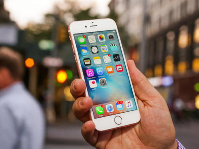 iPhone - new -screen