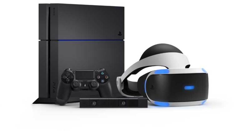 playstation vr NEW headers