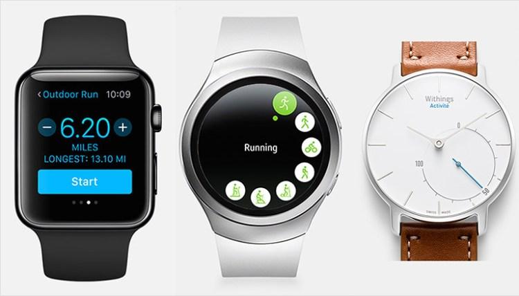 smart watches os