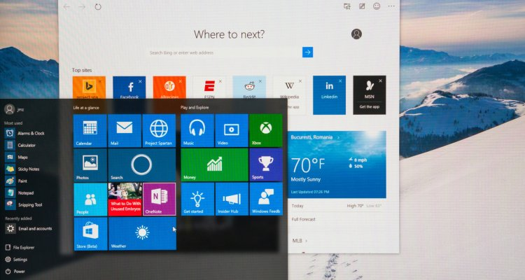 windows 10-edge