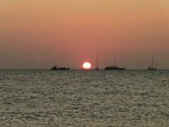 Desde la sunset beach