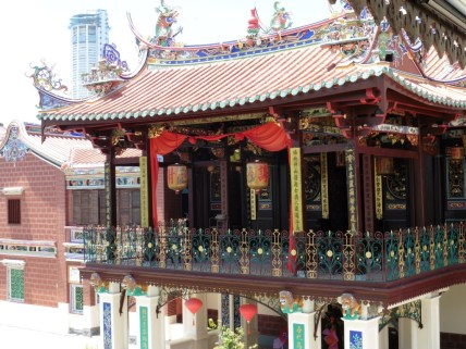 Casa del clan chino Kongsi