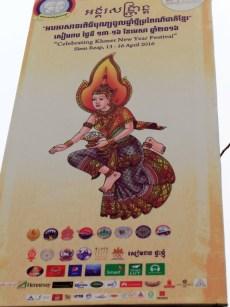 Khmer New Year in Siem Reap