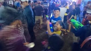 Año Nuevo en Pub Street, Siem Reap