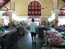 Mercado central de Hoi An