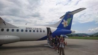 Aeropuerto de Luang Prabang