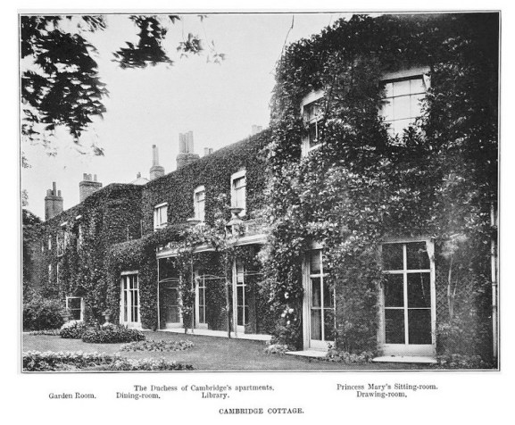 Cambridge cottage from Kinloch-Cooke 1900 2