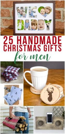 Sophisticated Handmade Gift Ideas Re Is A Diy Gift Handmade Gifts Far S Day Men Unoriginal Mom Small Gift Ideas Pinterest Small Gift Ideas List