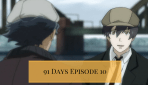 Cute Yaoi Moments: '91 Days' Episode 10 Review
