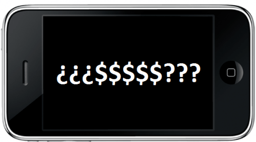 Quien gana y cuanto gana cuando se vende un iphone