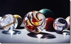 Marble I by Charles Bell