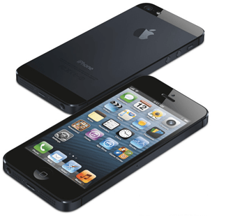 iphone 5 black - unpocogeek.com